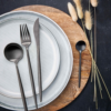 Kép 5/5 - STILETTO evőeszköz szett fekete matt-Katica Online Piac