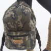Kép 1/2 - Dressa terepmintás könnyű hátizsák-Katica Online Piac