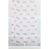 Kép 1/5 - VERDÁK mintás voile készfüggöny ólomzsinórral, ráncolóval és füles bújtatóval 140*245 cm-Katica Online Piac