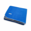 Kép 2/2 - Dressa Home kockás polár takaró 150x200 cm - kék-Katica Online Piac