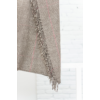 Kép 3/3 -  NEPAL Barna színű, apró mintás pléd 130*170 cm-Katica Online Piac