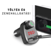 Kép 6/6 -  Autós Bluetooth Transzmitter, Kihangosító-Katica Online Piac