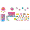 Kép 3/4 -  Barbie Color Reveal: Pizsiparty- Barbie és Chelsea babával-Katica Online Piac