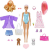 Kép 5/5 - Barbie Color Reveal: Ultimate Meglepetés szett - Partról a buliba-Katica Online Piac