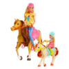 Kép 1/4 -  Barbie lovarda játékszett-Katica Online Piac