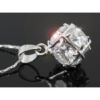 Kép 3/7 - Swarovski kristályos nyaklánc Gömb-Katica Online Piac