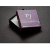 Kép 6/6 - Swarovski kristályos ékszerszett - Szív 18 mm, Crystal - díszdoboz-Katica Online Piac