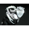 Kép 3/5 -  Swarovski kristályos dizájnos gyűrű-7-Katica Online Piac