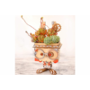 Kép 1/7 -  POT BUNNY 3D összeszerelhető puzzle virágtartó-Katica Online Piac