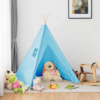 Kép 1/4 - Indián sátor gyerekeknek - kék-Katica Online Piac