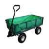 Kép 1/5 - Fém, kerti kézikocsi 350 kg teherbírással-Katica Online Piac