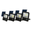 Kép 1/3 - Napelem paneles LED reflektor - 30W-Katica Online Piac