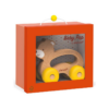 Kép 3/3 -  BABY POP húzható maci 04613 Janod-Katica Online Piac