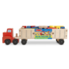 Kép 1/5 - Kamion építőszett Melissa & Doug-Katica Online Piac