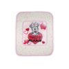 Kép 1/2 - Minnie egér baba takaró kislányoknak - 110 x 140 cm - világosrózsaszín-Katica Online Piac