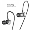 Kép 2/5 - Baseus Encok H04 vezetékes fülhallgató/headset - Ezüst-Katica Online Piac