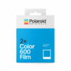 Kép 1/7 - Polaroid színes 600 Film, fehér kerettel, Polaroid 600 és új i-Type kamerához, 16db instant fotó-Katica Online Piac