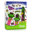 Kép 2/4 - Quill-on kezdő szett tekercselő géppel, és kiegészítőkkel pink-Katica Online Piac