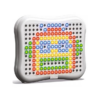 Kép 4/4 - Quercetti: Peg Brite kódolás fejlesztő játék-Katica Online Piac