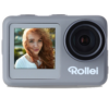 Kép 2/7 - Rollei 9S Plus Akciókamera-4K/30/60fps 16M 170°- Wifi-Katica Online Piac