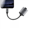 Kép 3/5 -  Baseus Enjoy Type-C Micro SD kárytaolvasó adapter - szürke-Katica Online Piac