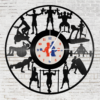 Kép 2/5 - Bakelit óra - Fitness-Katica Online Piac