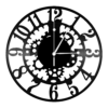 Kép 5/5 - Bakelit óra - Clockworld-Katica Online Piac