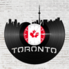 Kép 2/5 - Bakelit falióra - Toronto-Katica Online Piac