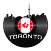 Kép 3/5 - Bakelit falióra - Toronto-Katica Online Piac