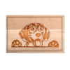Kép 2/2 - Beagle vágódeszka - XXL-Katica Online Piac