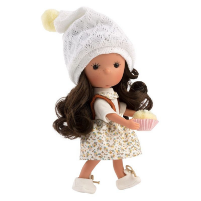 Llorens: Miss Minis Lucy Moon 26cm-es baba