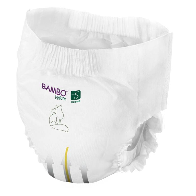 Bambo Nature Bugyipelenka 5, 12-18 kg-Katica Online Piac