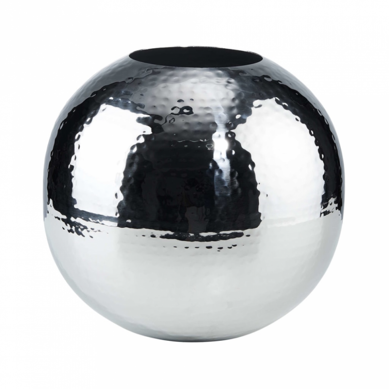 LORD váza rozsdamentes acél 20x18cm-Katica Online Piac
