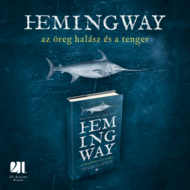 Az öreg halász és a tenger - Ernest Hemingway-Katica Online Piac