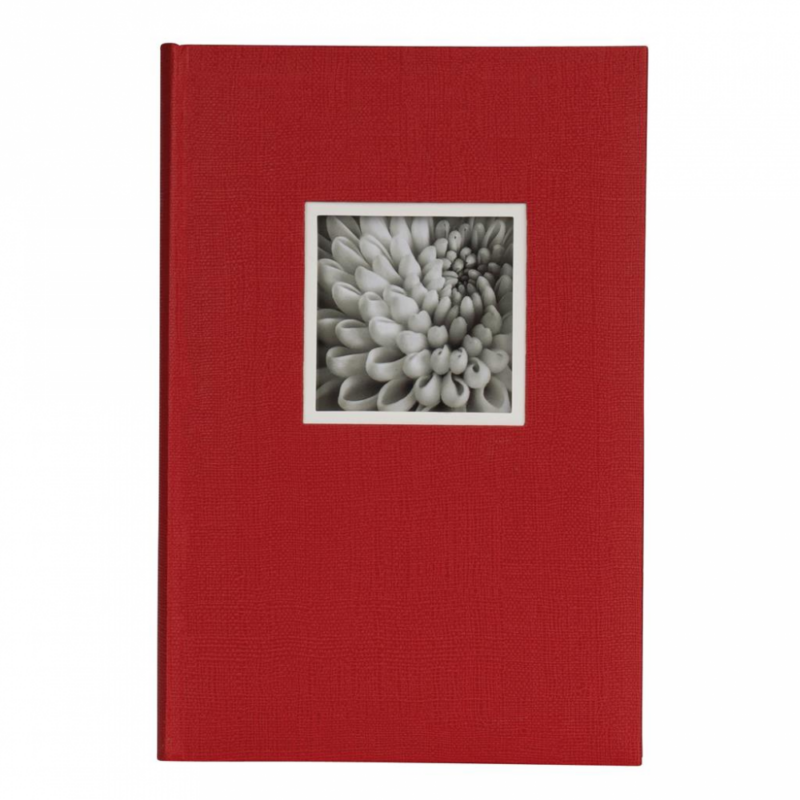 Dörr fotóalbum UniTex Slip-In 300 10x15 cm piros-Katica Online Piac