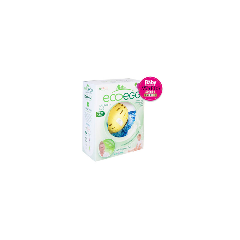 Ecoegg mosótojás - 720 mosásra, illatmentes-Katica Online Piac