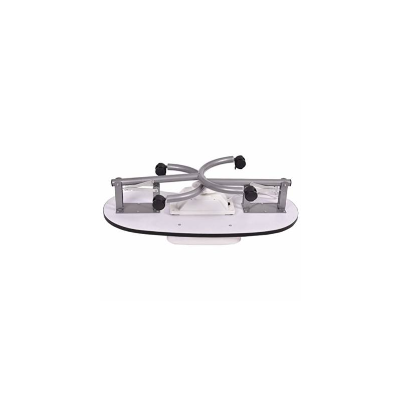 Hordozható manikűr asztal ajándék táskával, ventilátoros-Katica Online Piac
