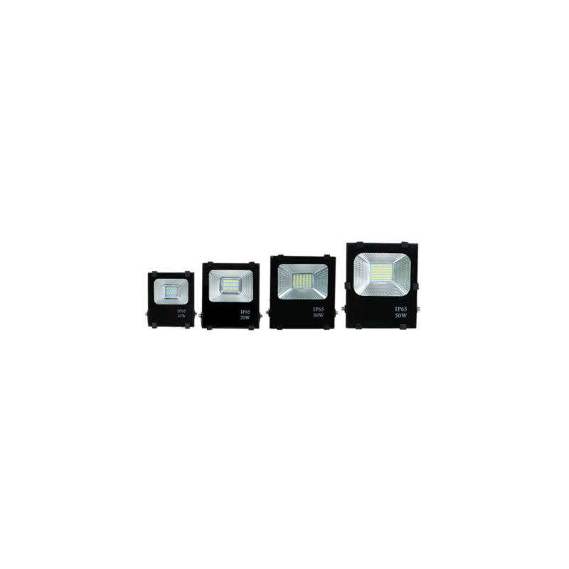 Napelem paneles LED reflektor - 20W-Katica Online Piac