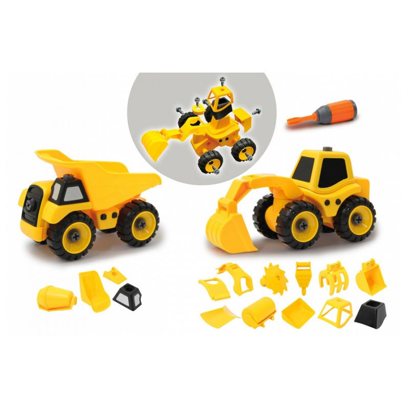 Építkezési járművek 9in2ben 405168 Jamara-Katica Online Piac
