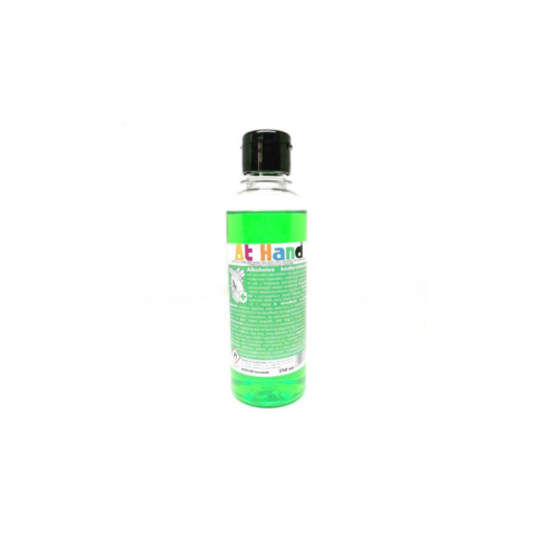 AT HAND KÉZFERTŐTLENÍTŐ - 250 ML-Katica Online Piac