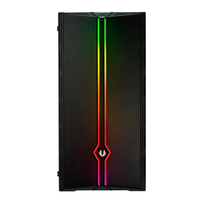 HÁZ BitFenix Saber RGB Midi-Tower - Fekete-Katica Online Piac