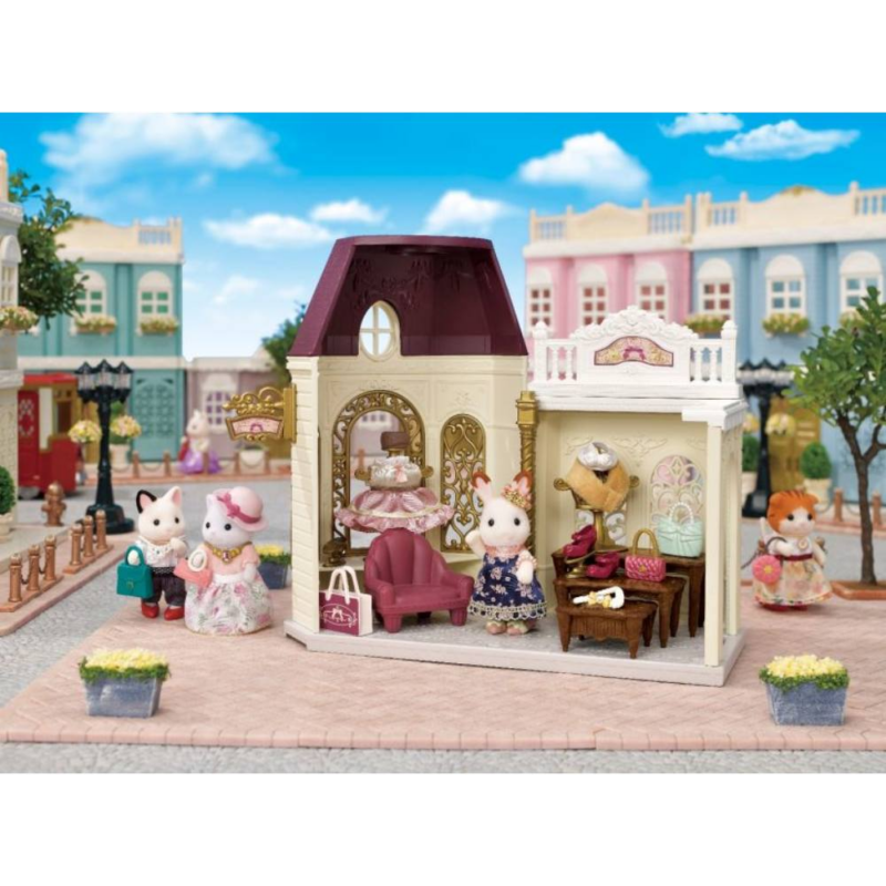 Divat áruház Sylvanian 5460-Katica Online Piac